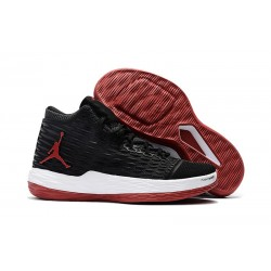 Nike Jordan Melo M13 Carmelo Anthony Scarpe da Basket - Nero Rosso