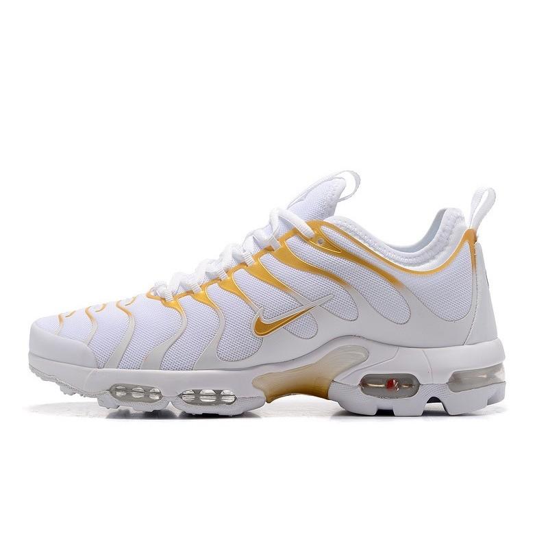 Nike Scarpe Air Max Plus TN Ultra Bianco Oro