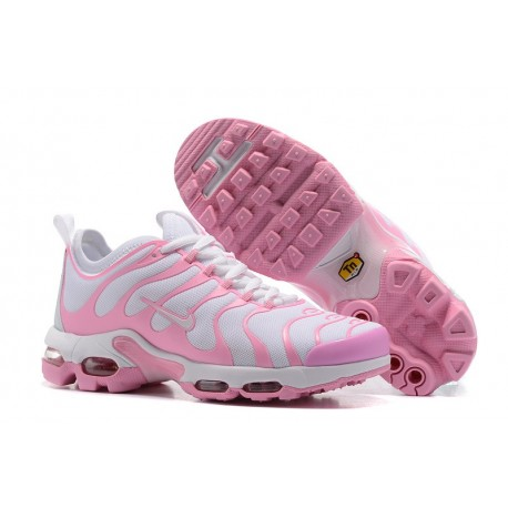 Nike Air Max Plus TN Ultra Donna Scarpa - Rosa Bianco