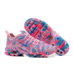 Nike Air Max Plus TN Ultra Donna Scarpa - Camo Rosa Blu