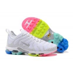 Nike Air Max Plus TN Ultra Scarpa Per Sport - Bianco Colorato