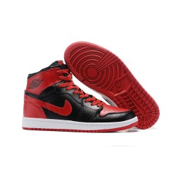 Scarpa Alta Nike Air Jordan I Retro High - Rosso Nero
