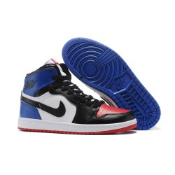 Scarpa Alta Nike Air Jordan I Retro High - Blu Nero Rosso