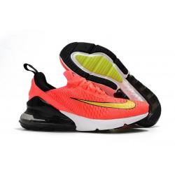 Nike Air Max 270 Scarpe da Uomo Arancio Giallo