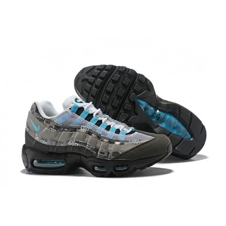 nike air max 95 grigie