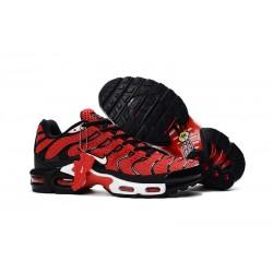Scarpe da Sportive Nike Air Max Plus TN - Rosso Nero