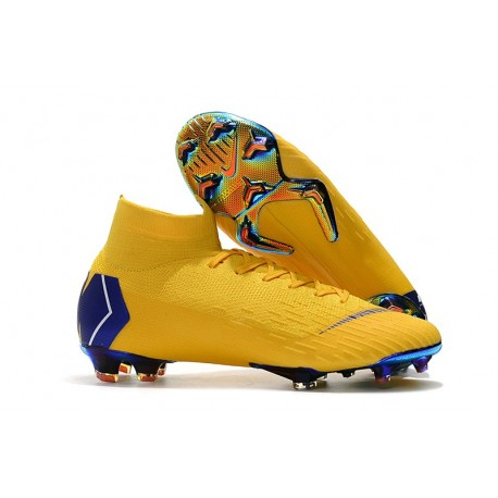 Scarpa Nuovo Nike Mercurial Superfly Vi Elite CR7 FG -
