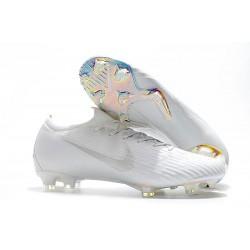 Nike Nuovo Scarpe da Calcio Mercurial Vapor XII Elite FG - Bianco