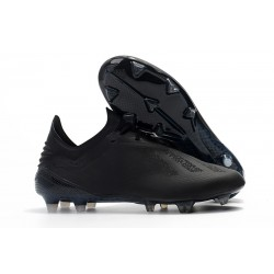 adidas X 18.1 FG Scarpa da Calcio Uomo - Nero