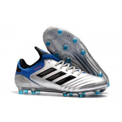 Scarpe Calcio Adidas Copa 18.1 FG Skystalker Pack - Argento Nero Blu