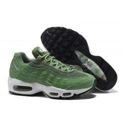 Nuovo Nike Air Max 95 Scarpe - Verde