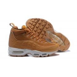 Nike Air Max 95 Sneakerboot Scarpa - Marrone