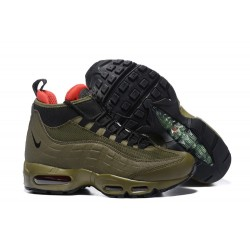 Nike Air Max 95 Sneakerboot Scarpa - Verde