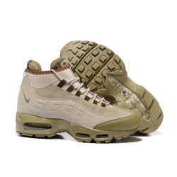 Nike Air Max 95 Sneakerboot Scarpa - Beige