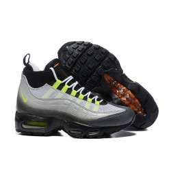 Nike Air Max 95 Sneakerboot Scarpa - Grigio