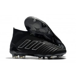 Scarpe adidas Predator 18+ FG - Shadow Mode Nero