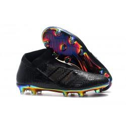 Nuove Scarpe da Calcio Adidas Nemeziz 18+ FG - Nero