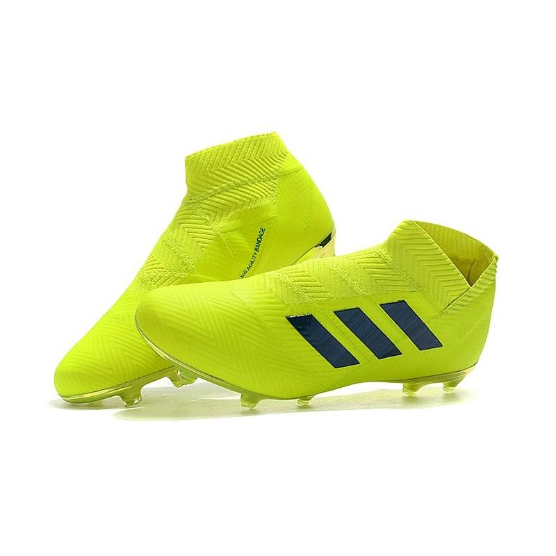newest a1ab9 0e576 nuove-scarpe-da-calcio-adidas-nemeziz-18-fg-verde-nero.jpg