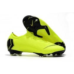 Scarpa da Calcio Nike Mercurial Vapor XII 360 Elite FG - Volt Nero