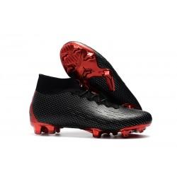 Nike Mercurial Superfly 6 Elite ACC FG Nike x Jordan - Nero Rosso