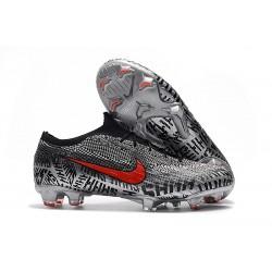 Scarpa da Calcio Neymar Nike Mercurial Vapor XII 360 Elite FG - Nero Rosso
