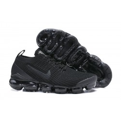 Nike Air VaporMax 2019 Flyknit Sneakers Basse - Nero
