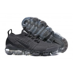 Nike Air VaporMax 2019 Flyknit Sneakers Basse - Grigio Nero
