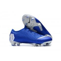Nike Mercurial Vapor XII 360 Elite FG Uomo Scarpe - Blu Argento