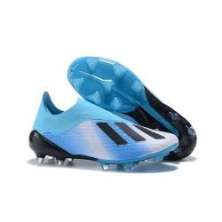adidas X 18+ FG Scarpe Calcio - Blu Nero