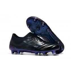 Scarpe da Calcio Adidas Copa 19.1 FG - Nero Blu
