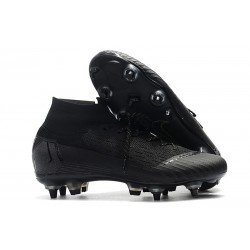 Nike Mercurial Superfly 360 Elite SG-Pro Anti-Clog Nero