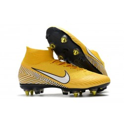 Nike Mercurial Superfly 360 Elite SG-Pro Anti-Clog Giallo Bianco