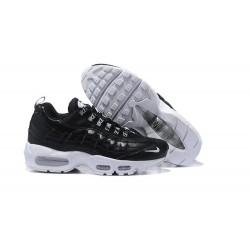Sneakers Basse da Uomo Nike Air Max 95 - Nero Bianco