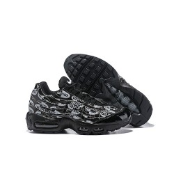 Sneakers Basse da Uomo Nike Air Max 95 Premium - Nero Grigio