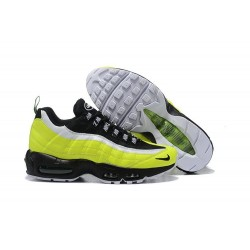 Sneakers Basse da Uomo Nike Air Max 95 Premium Verde Nero