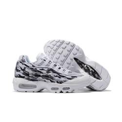 Nike Air Max 95 Scarpe - Camo Bianco
