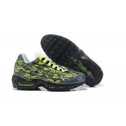 Nike Air Max 95 Scarpe - PRM Nero Verde