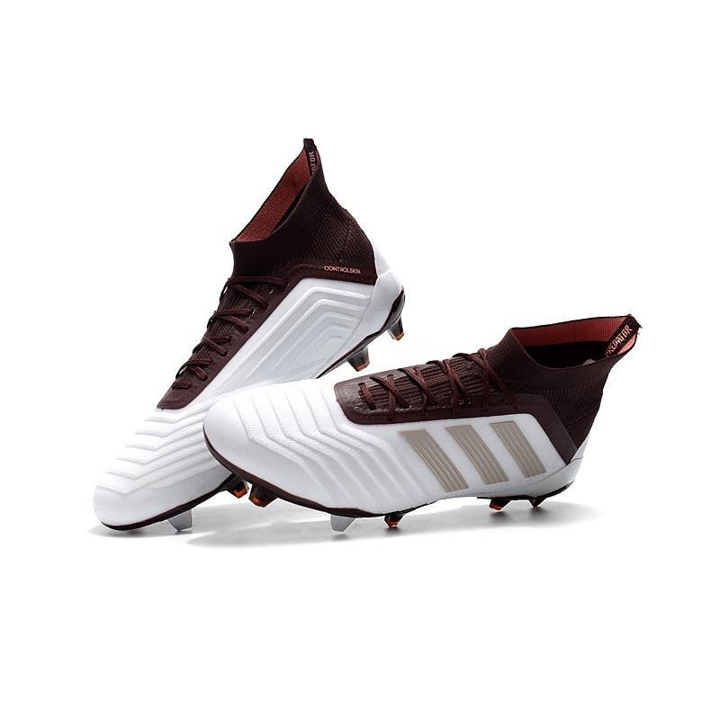 new concept 9bf01 ceffd ... Adidas Predator 18.1 FG Nuovi Scarpa da Calcetto ...
