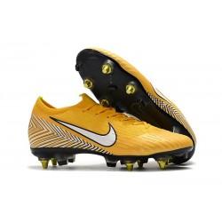 Nike Mercurial Vapor 12 SG Pro AC Scarpa Uomo - Neymar Giallo