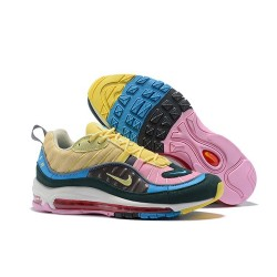 Nike Air Max 98 Sneakers Basse da Uomo - Multicolore