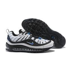 Nike Air Max 98 Sneakers Basse da Uomo - Nero Bianco
