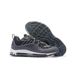 Nike Air Max 98 Sneakers Basse da Uomo - Nero Ciano