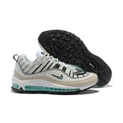 Nike Air Max 98 Sneakers Basse da Donna - Bianco Verde