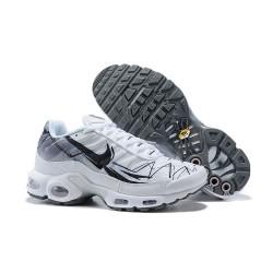 Nuovo Scarpe Nike Air Max Plus TN SE - Bianco Nero