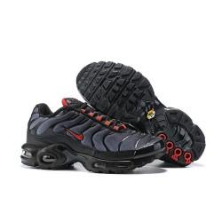 Nuovo Scarpe Nike Air Max Plus TN SE - Nero Rosso