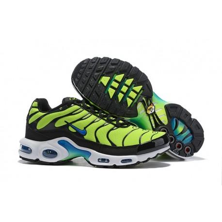 Nuovo Scarpe Nike Air Max Plus - Verde Nero