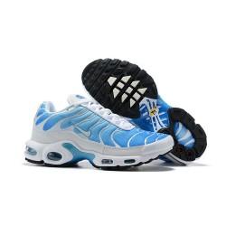 Nuovo Scarpe Nike Air Max Plus - Blu Bianco