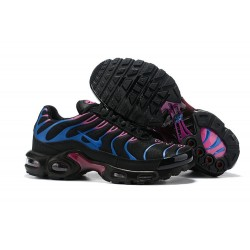 Nike Air Max Plus Para Donna Nero Rosa Blu