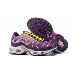 Nike Air Max Plus Para Donna Viola Giallo