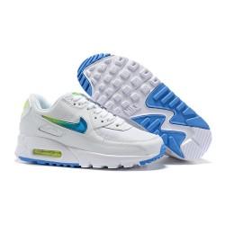 Zapatillas Nuovo Nike Air Max 90 Bianco Blu